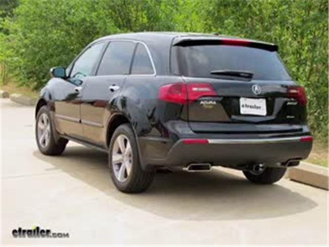 Best Acura MDX Hitch Options Video Etrailercom - Best tires for acura mdx