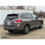 2013 nissan pathfinder trailer hitch. Black Bedroom Furniture Sets. Home Design Ideas