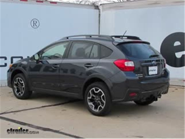Best 2017 Subaru Xv Crosstrek Trailer Wiring Options Video Etrailer