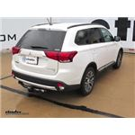 Mitsubishi Outlander Trailer Hitch etrailercom