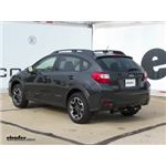 2014 Subaru XV Crosstrek Trailer Hitch
