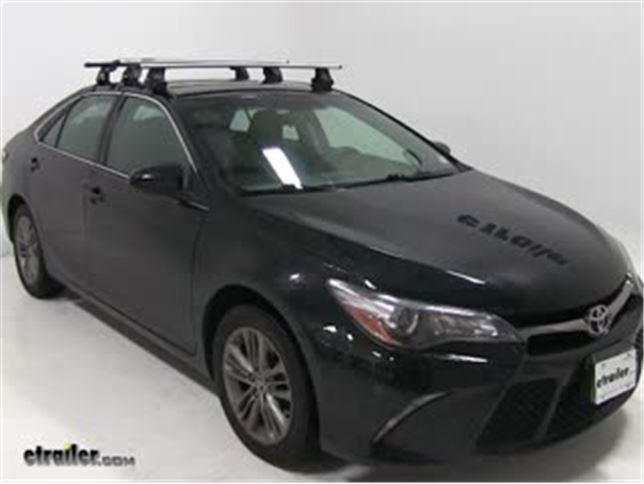 Best 2014 Toyota Camry Roof Rack Options Video Etrailer Com