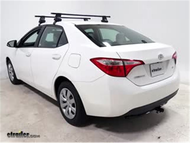 Best 2014 Toyota Corolla Hitch Options
