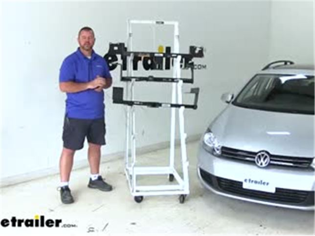 """Trailer Tow Hitch For 10-14 VW Volkswagen GTI Hatchback 1-1//4/"""" Towing Receiver"""