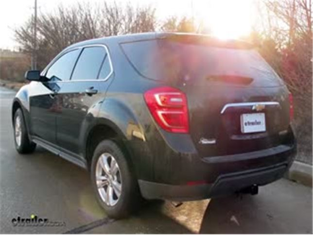 Best 2015 Chevrolet Equinox Trailer Wiring Options Video   etrailer.com   2015 Chevy Equinox Wiring Harness For Trailer      etrailer.com