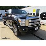 Best 2015 Ford F-350 Super Duty Hitch Options