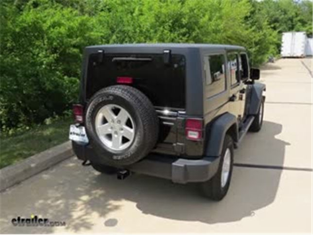 Jeep Wrangler Tow Bar Wiring from www.etrailer.com