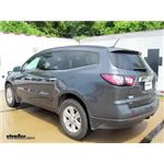 2016 chevrolet traverse trailer hitch. Black Bedroom Furniture Sets. Home Design Ideas