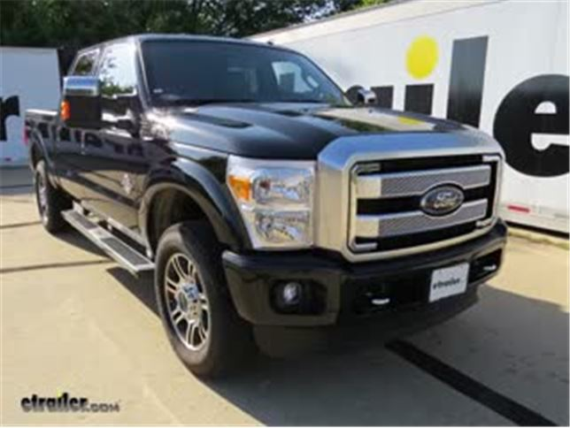 2016 Ford F350 >> Best 2016 Ford F 350 Super Duty Hitch Options Video Etrailer Com