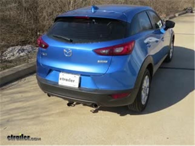 best 2016 mazda cx 3 trailer hitch options_644 best 2016 mazda cx 3 hitch options video etrailer com 2016 Mazda CX-5 Interior at mifinder.co