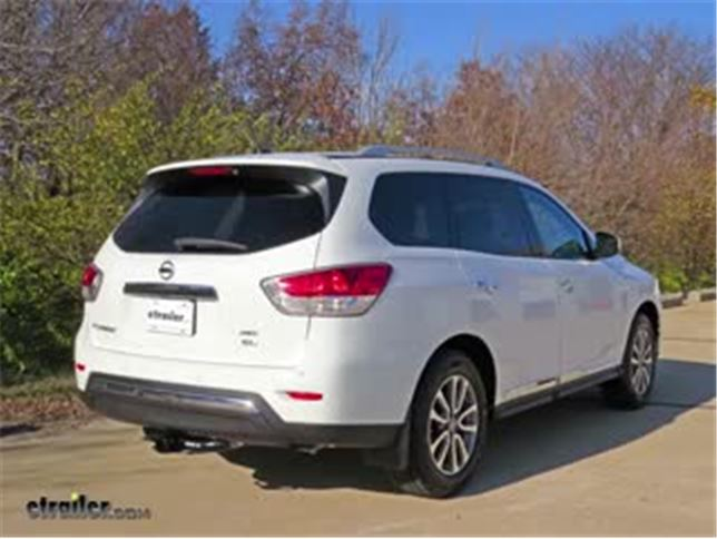 2017 Nissan Pathfinder Towing Capacity >> Draw Tite Max Frame Trailer Hitch Receiver Custom Fit Class Iii 2