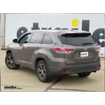 Best 2016 Toyota Highlander Trailer Hitch Options