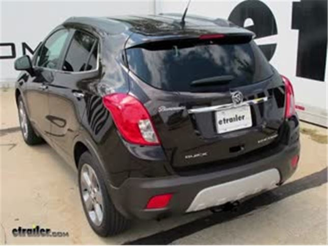 Buick Encore Bike Rack >> 2017 Buick Encore Trailer Hitch - Draw-Tite