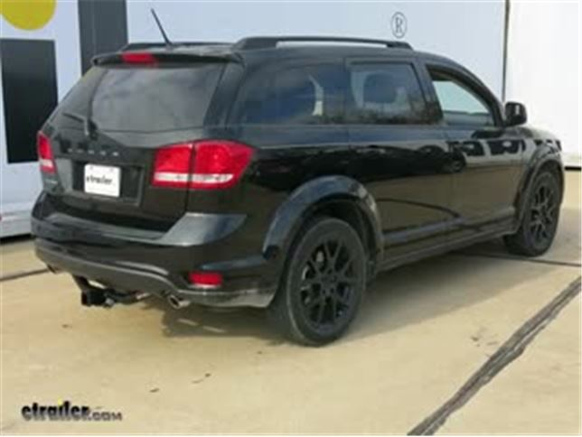 best 2017 dodge journey custom fit vehicle wiring options_644 best 2017 dodge journey trailer wiring options video etrailer com 2011 dodge journey factory trailer wiring at gsmx.co