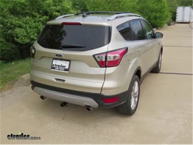 Best 2017 Ford Escape Trailer Hitch Options