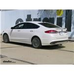 Best 2017 Ford Fusion Trailer Hitch Options