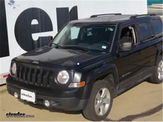 best 2017 jeep patriot custom fit vehicle wiring options_644 best 2017 jeep patriot trailer wiring options video etrailer com jeep patriot hitch wiring harness at aneh.co