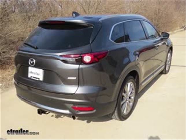 best 2017 mazda cx-9 trailer wiring options video | etrailer