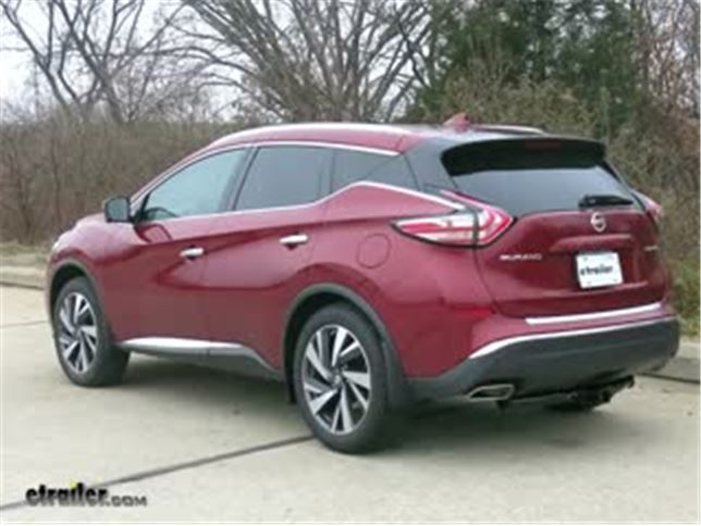 best 2017 nissan murano hitch options_644 best 2017 nissan murano hitch options video etrailer com  at gsmx.co