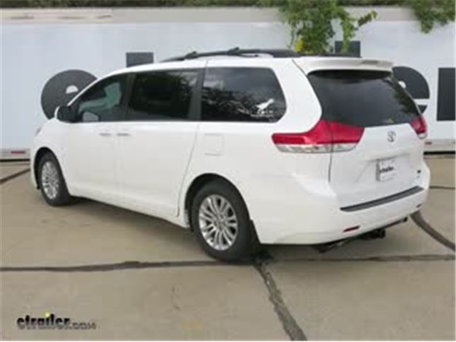 best 2017 toyota sienna wiring options_644 best 2017 toyota sienna trailer wiring options video etrailer com Trailer Wiring Harness at creativeand.co