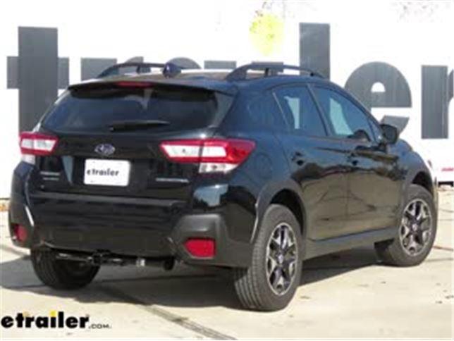 Subaru Crosstrek Hitch >> Ecohitch Stealth Trailer Hitch Receiver Custom Fit Class Iii 2