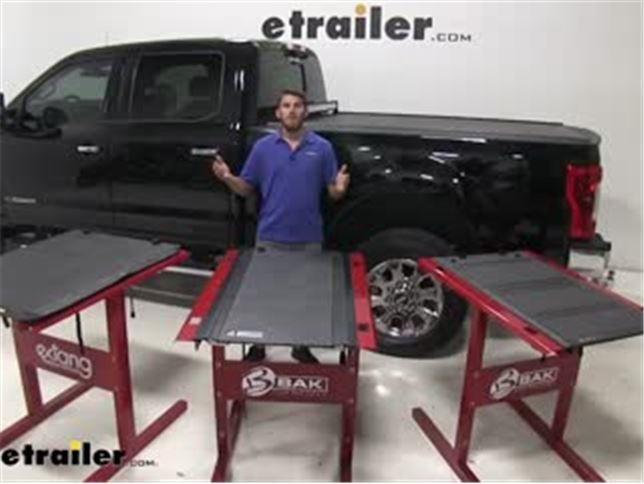 Best 2020 Ford F 250 Super Duty Tonneau Cover Options Video Etrailer Com