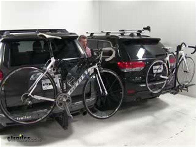 Best Hitch Mount Bike Rack >> Best Hitch Bike Rack Options Video Etrailer Com