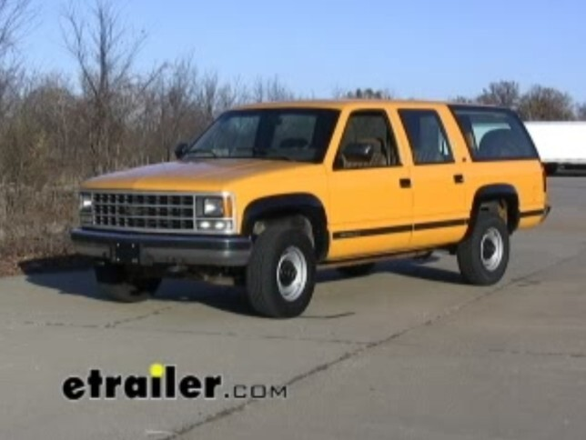 trailer brake controller installation 1993 chevrolet suburban trailer brake controller installation 1993 chevrolet suburban video etrailer com