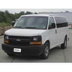 Trailer Brake Controller Installation - 2003 Chevrolet Express Van