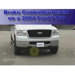 Trailer Brake Controller Installation - 2004 Ford F150