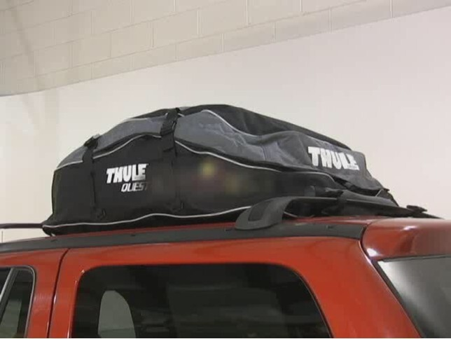 Thule Quest Cargo Bag Review Video