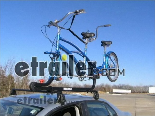 Yakima Sidewinder Roof Mounted Tandem Bike Carrier Fork