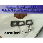 how do the hitch covers install on a 2007 ford explorer. Black Bedroom Furniture Sets. Home Design Ideas