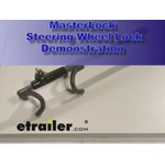 Master Lock Vehicle Locks - Steering Wheel Lock - 252DAT Review