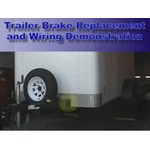 Trailer Brakes and Wiring Installation