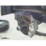 Video faq repacking trailer wheel bearings