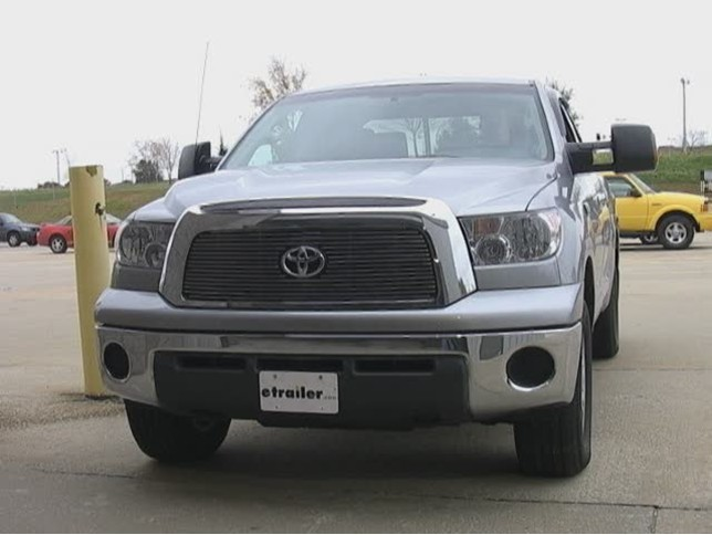 Toyota tundra fifth wheel hitch etrailer today on this 2009 toyota tundra we will be installing fifth wheel brackets and rails part number v55151r the first thing we want to do in preparation to freerunsca Image collections