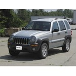 Trailer Hitch Installation - 2003 Jeep Liberty