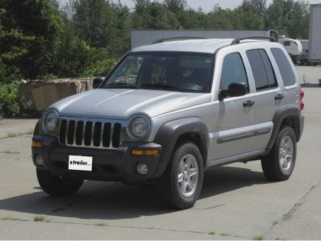 2003 jeep liberty towing. Black Bedroom Furniture Sets. Home Design Ideas
