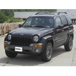 Trailer Hitch Installation - 2004 Jeep Liberty