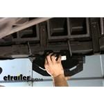 Trailer Hitch Installation - 2006 Dodge Durango