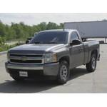 Trailer Hitch Installation - 2008 Chevrolet Silverado Pickup