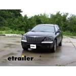 Trailer Hitch Installation - 2004 Chrysler Pacifica