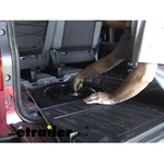 Trailer Hitch Installation - 2005 Honda Element