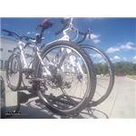 Curt 2 Bike Platform Rack Test Course