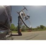 Curt Premium 4 Bike Rack Test Course