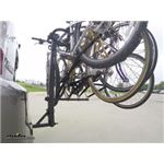 Hollywood Racks Road Runner Tilting Bike Rack Test Course