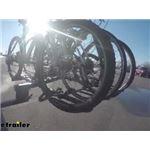 Hollywood Racks Sport Rider SE 4 Bike Platform Rack Test Course