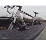 Inno Velo Gripper Truck Bed Bike Rack Test Course