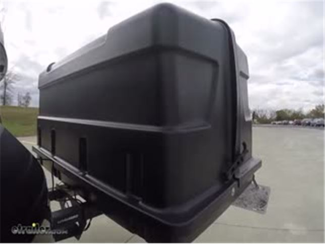 GearDeck 17 Enclosed Cargo Carrier for 2